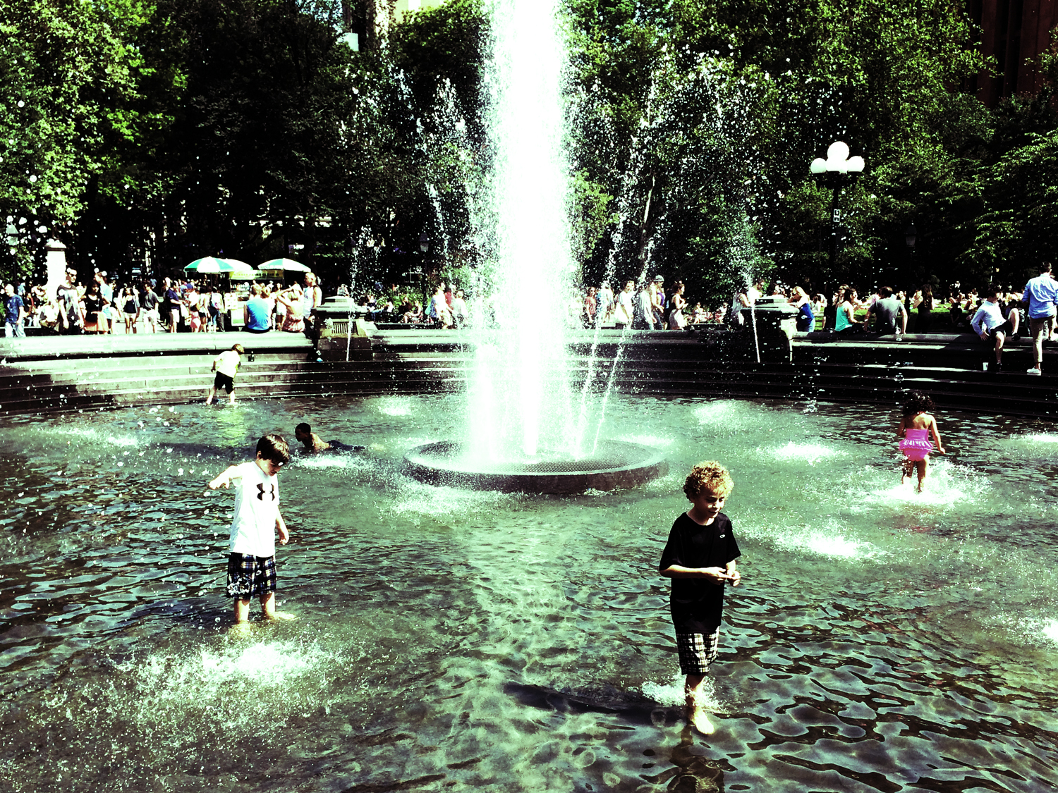 Washington Square Park / New York